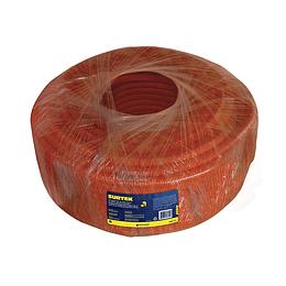 "Manguera flexible con guía 1"" x 50m Surtek 136854"