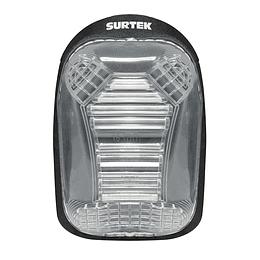 Rodillera reforzada de PVC con gel Surtek 137453