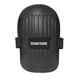 Rodillera flexible reforzada de goma Surtek 137456