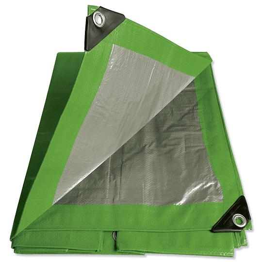 Lona polietileno verde 20 x 40 pies Foy LE20X40V