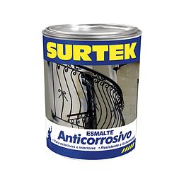 Esmalte anticorrosivo negro 1lt Surtek SP30299