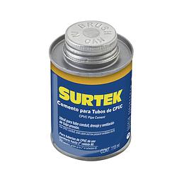 Cemento para tubo CPVC 118ml Surtek 121134