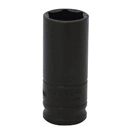 """Dado de impacto 3/8"""" largo 6 puntas 18 mm Urrea 7018M"""