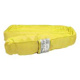 Eslinga redonda sin-fin color amarillo, largo 4 metros Urrea ER34
