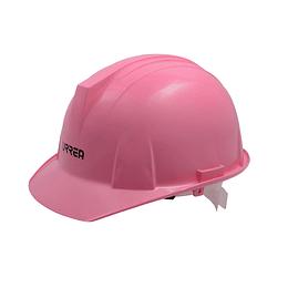 Casco de seguridad rosa Urrea USH02P