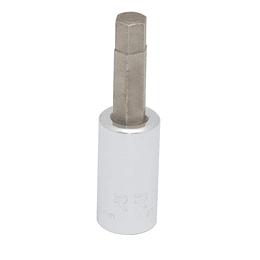 """Dado 1/4"""" punta hexagonal  5 mm Urrea"""