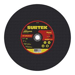 "Disco t/1 metal 14x7/64"" chop Surtek 123337"