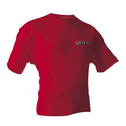 Playera Urrea roja talla X Urrea PLA201X