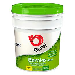 Pintura Vinílica Green Antibacterial a Base de Agua Color Blanco 19 Litros 2323