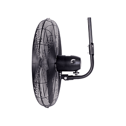 Ventilador Axial de Muro 3 Velocidades Marca Brisa WI-30