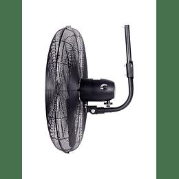 Ventilador WI-30 Axial de Muro 3 Velocidades Marca Brisa