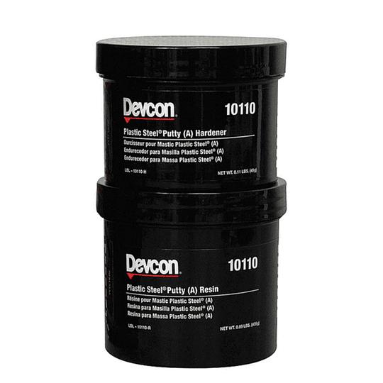 Plastiacero Devcon Tipo A, 0.454 kg 10110