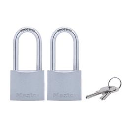 Candado Sólido Master Lock 740ESPTLF 16 Piezas