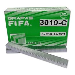 Grapas 3010-C Para Engrapadora Neumática FIFA JS16-30 350 Cajas