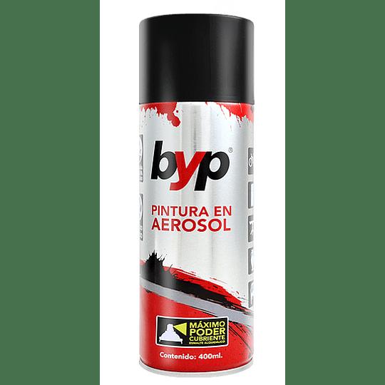 Pintura aerosol negro mate ANM 1000 Piezas