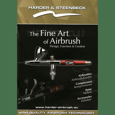 Harder & Steenbeck Airbrush Catalog