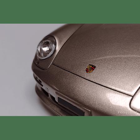 Porsche Palladium Metalic