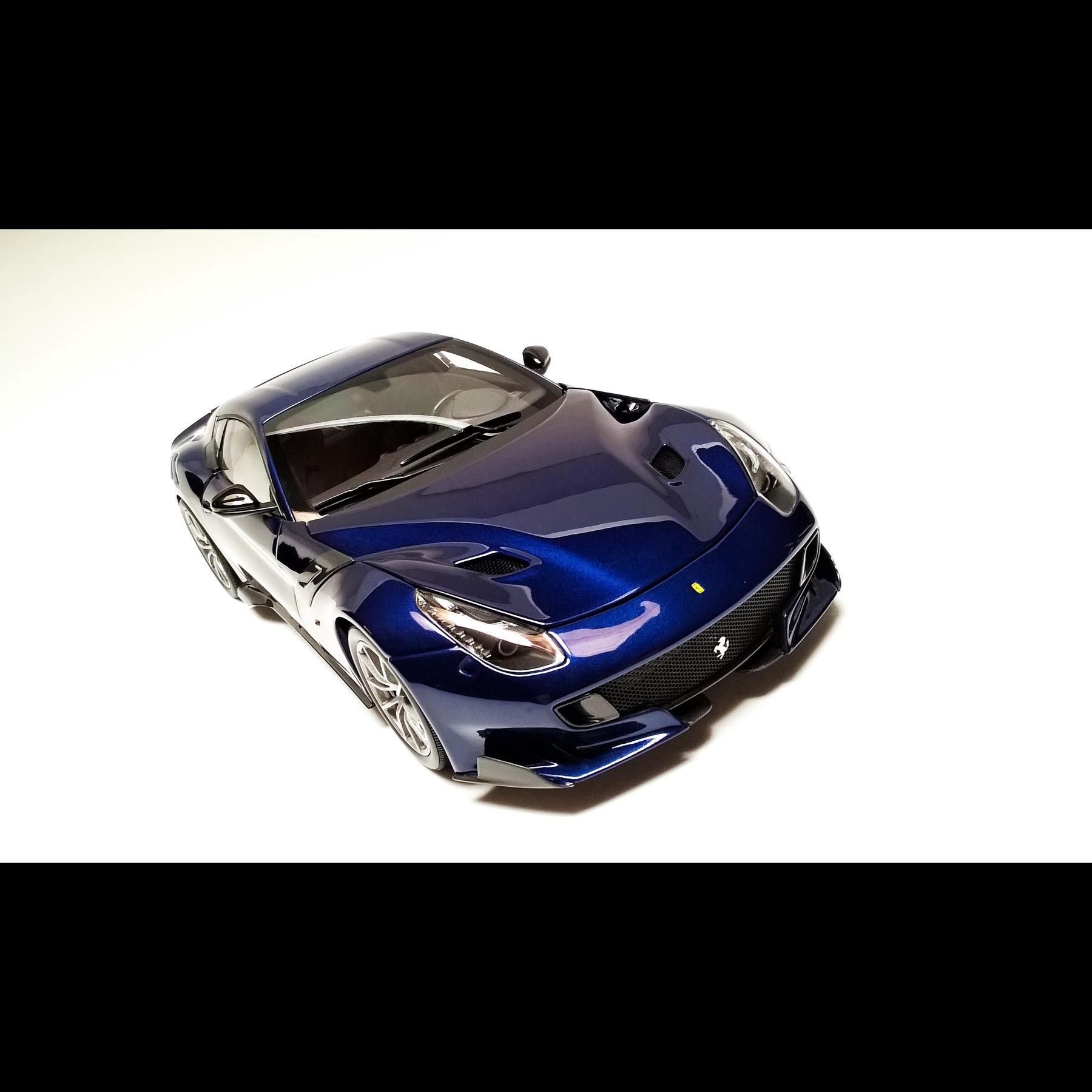Ferrari 516C Blue