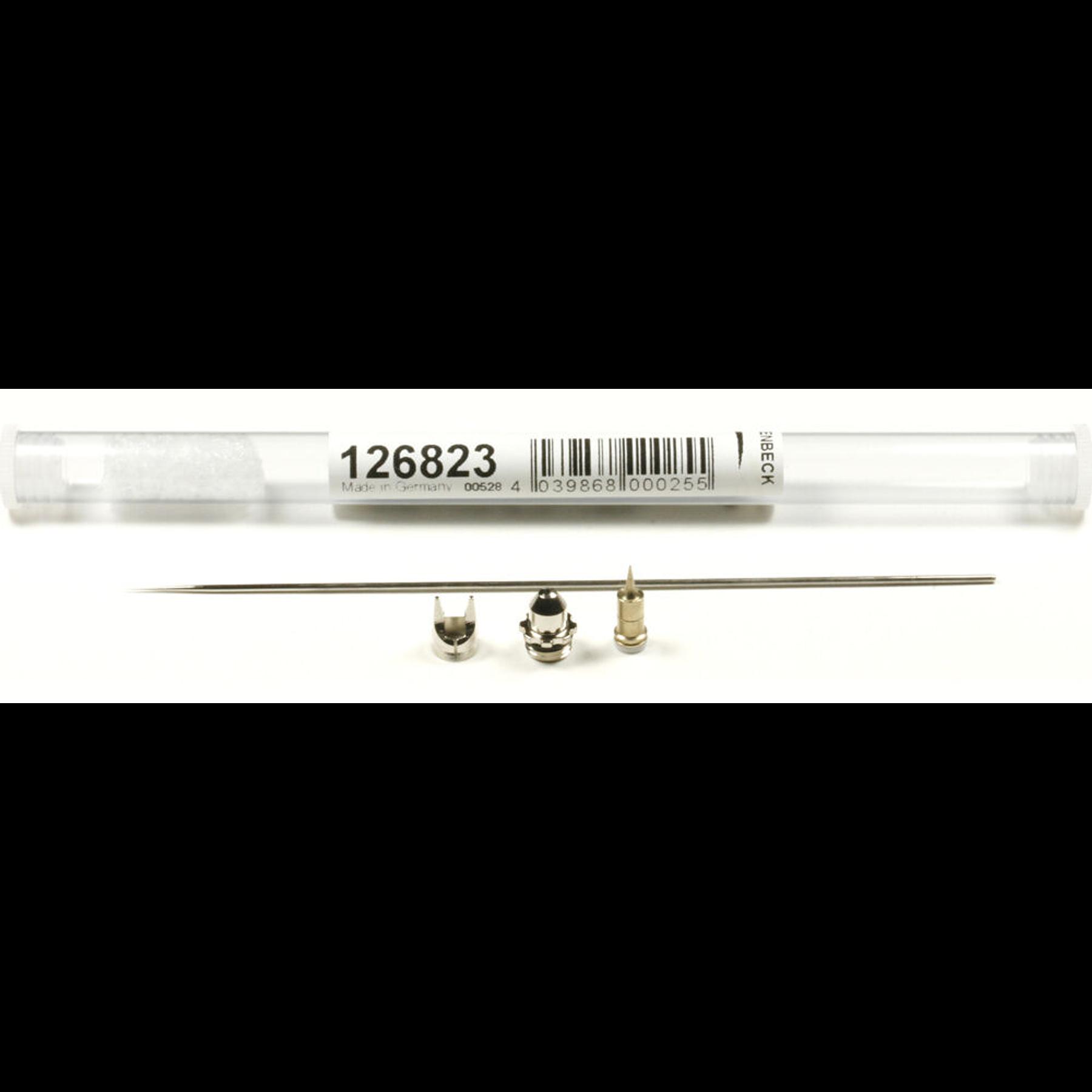 Juego de boquillas, línea fina de 0,15 mm