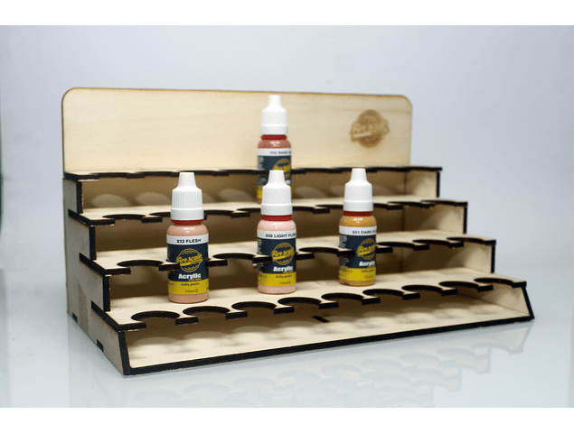 Stand Paint 23mm - 36 Slots