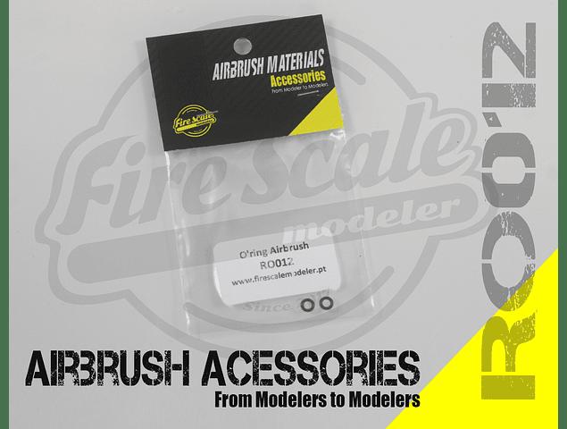 O'ring airbrush 4.5x0.8mm