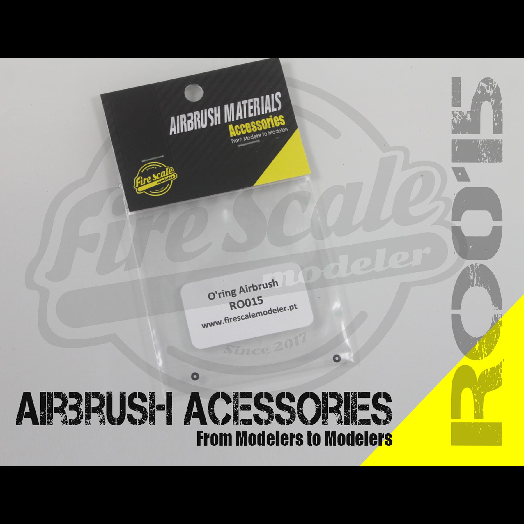 O'ring airbrush 2.5x0.6mm