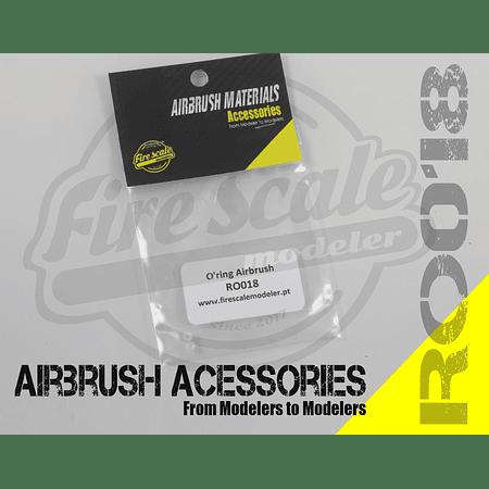 O'ring airbrush 3.2x2mm