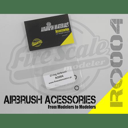 O'ring airbrush 6x0.7mm
