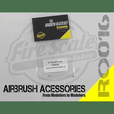 Aerógrafo Oring 1.5x0.4mm