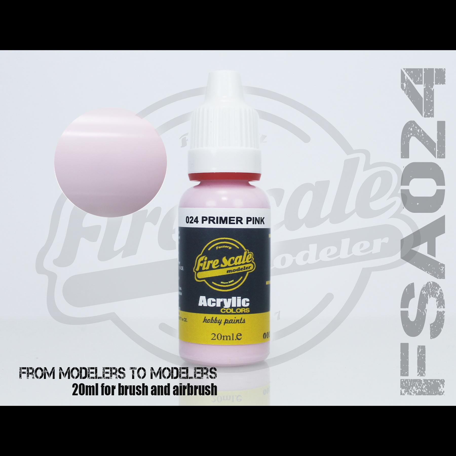 Primer Pink p/ Pincel
