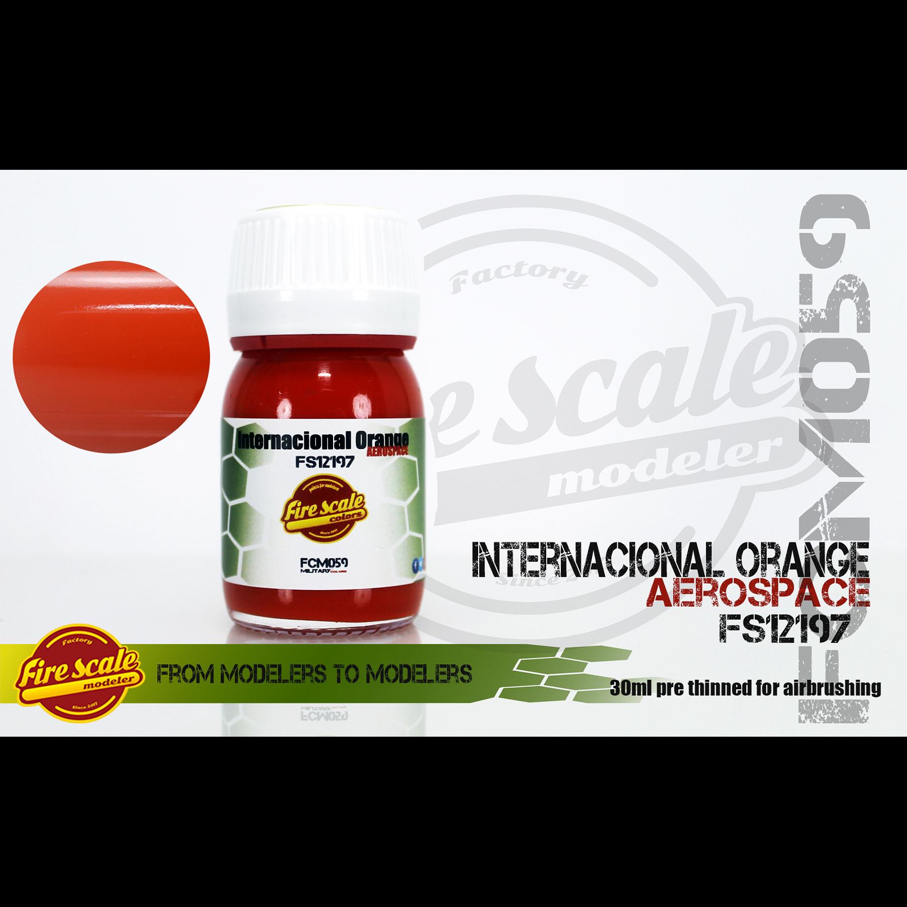 International Orange Aerospace