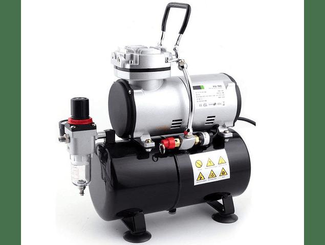 Airbrush mini compressor AS-186
