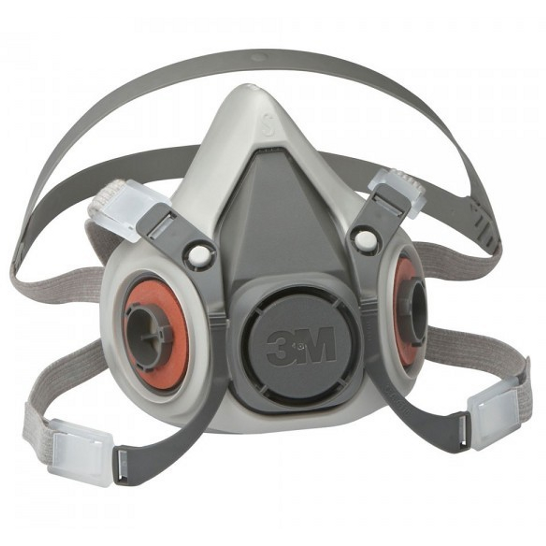 Máscara semifacial série 3M™ 6000