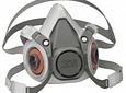 Kit de masque semi-facial 3M ™ série 6000