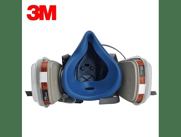 Kit de mascarilla semifacial 3M ™ serie 7500