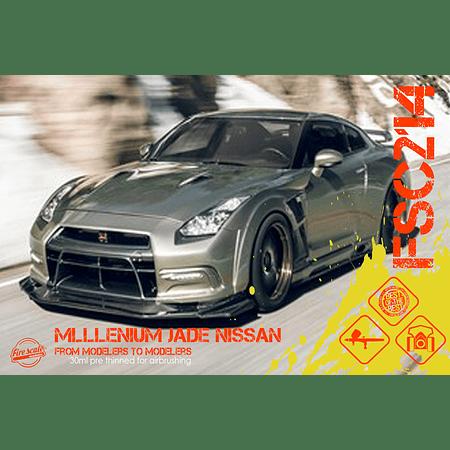 Mlllenium Jade Nissan