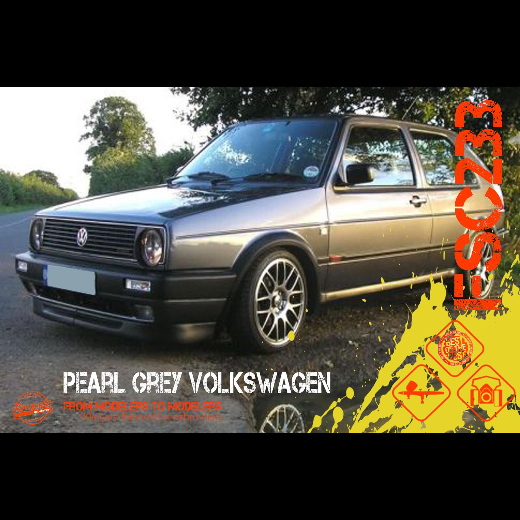 Volkswagen Gris Perle