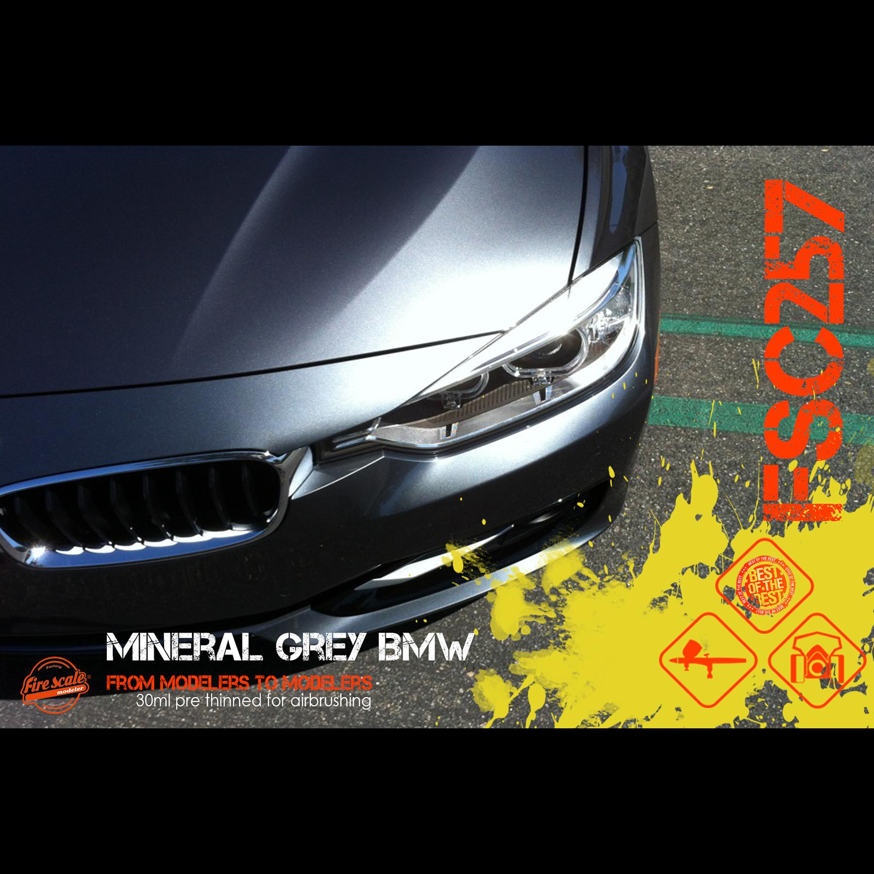BMW Gris Minéral