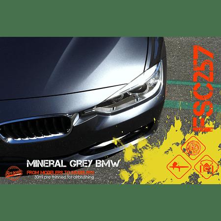 BMW gris mineral