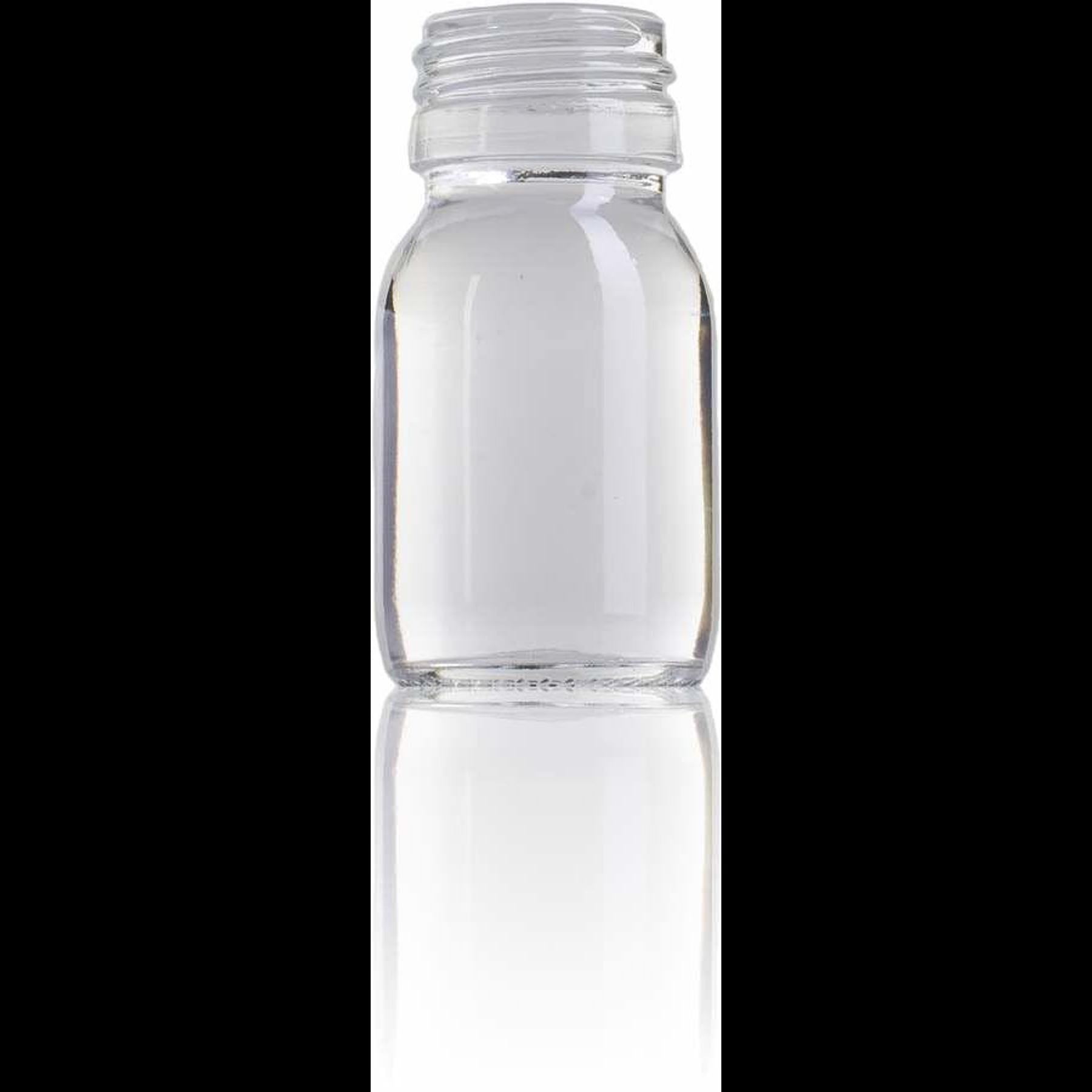 Botella de vidrio de 30ml