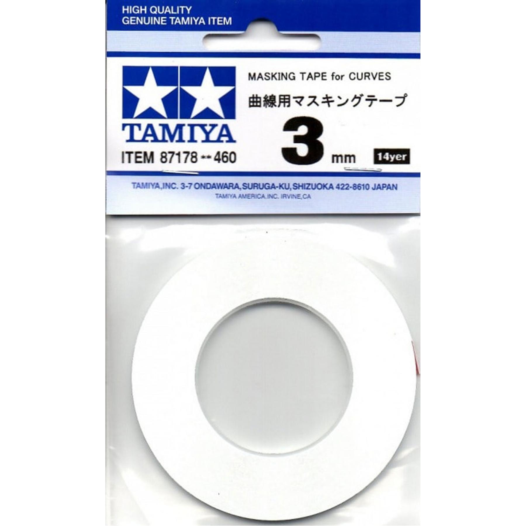Tamiya Masking Tape for Curve 3mm