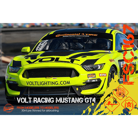 Volt Racing Ford Mustang