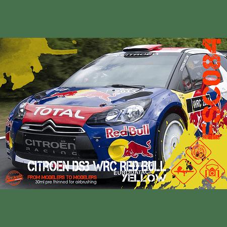 Citroen DS3 WRC Red Bull - Yellow