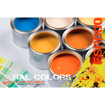 Couleurs Ral