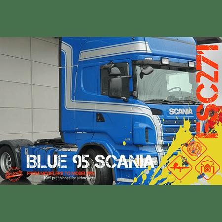 Blue 95 Scania