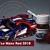 Ford GT Lemans 2018 Rouge