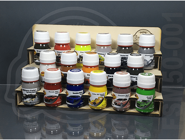 Stand Paint 36mm - 28 Slots