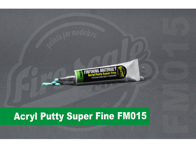 Acryl Putty Super Fine