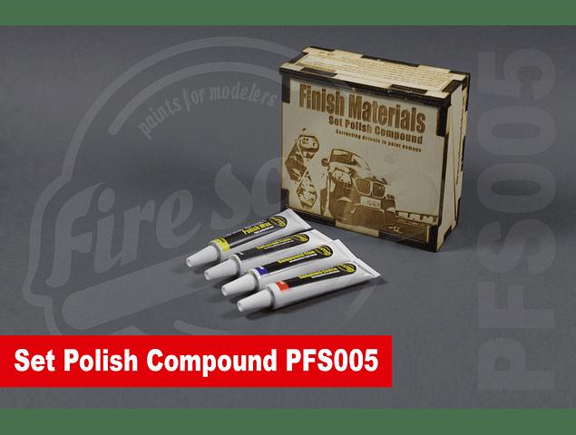 Polish Compound Fire Set