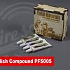 Set Polish Compound Fire